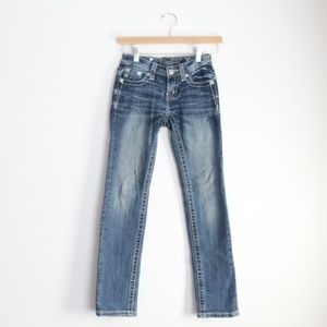 Miss Me Girls skinny Jeans size 10